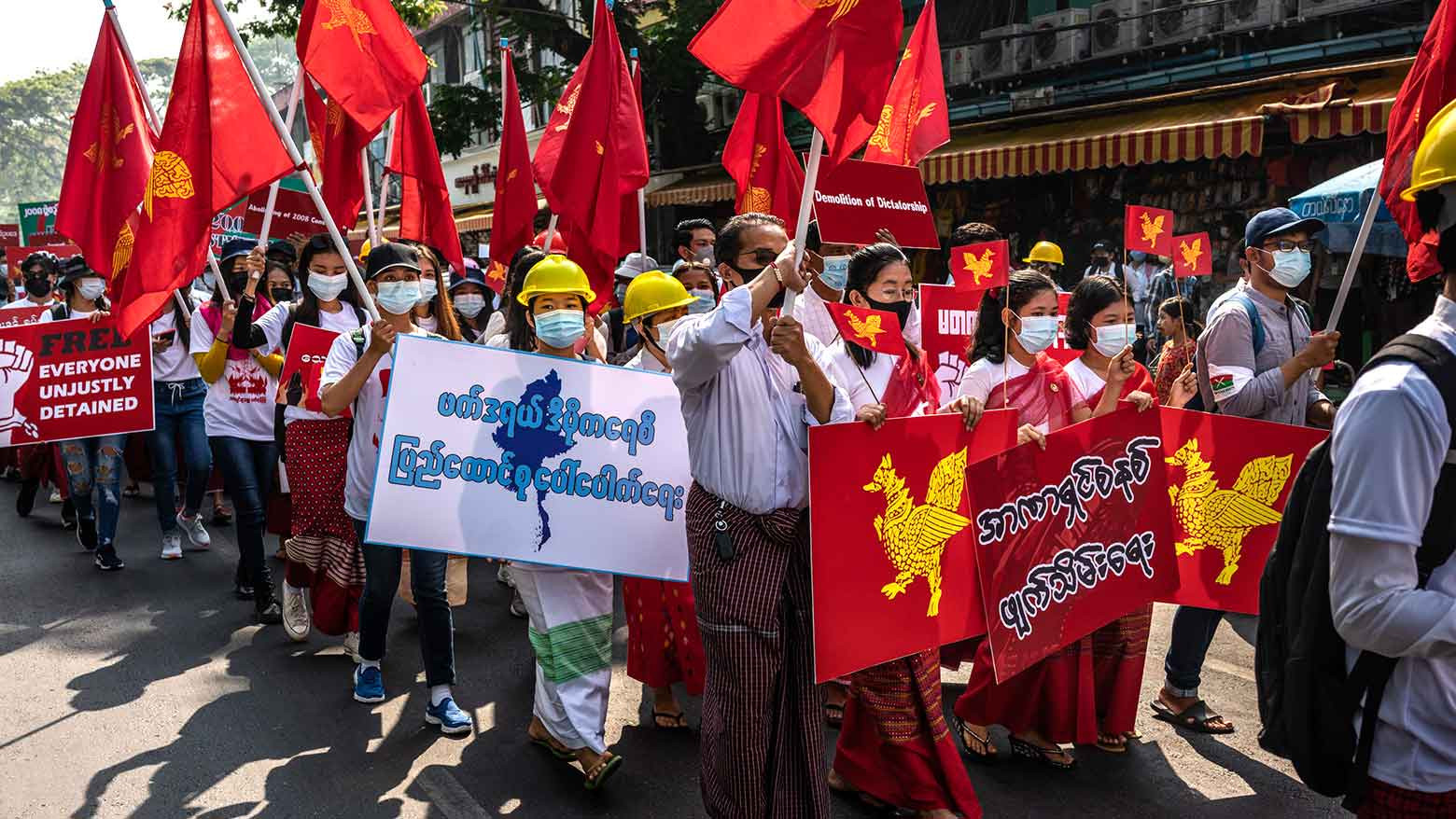 Myanmar coup: What it means for relations with China
