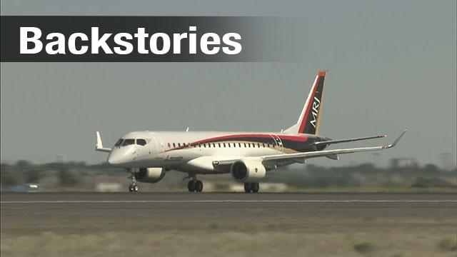 Takeoff of Japan's Homegrown Jet Delayed