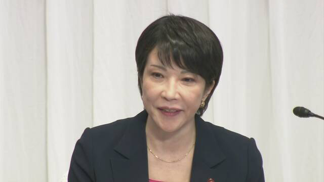 Takaichi Sanae
