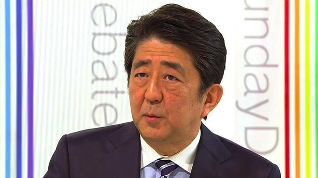 Abe's Support Rate Steady at 46%