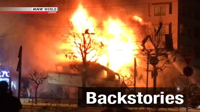 Sapporo explosion highlights the risk of spray cans
