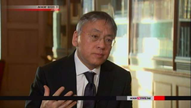 Exclusive Interview with Kazuo Ishiguro