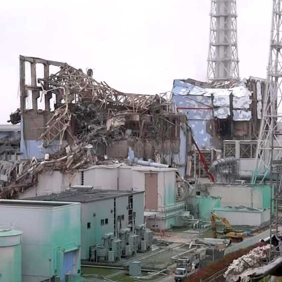TEPCO executives cleared on Fukushima nuclear accident