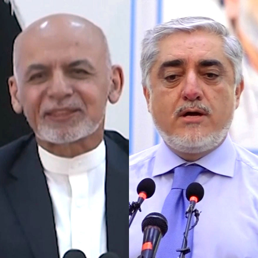 Afghan presidential election to poll, amid violence