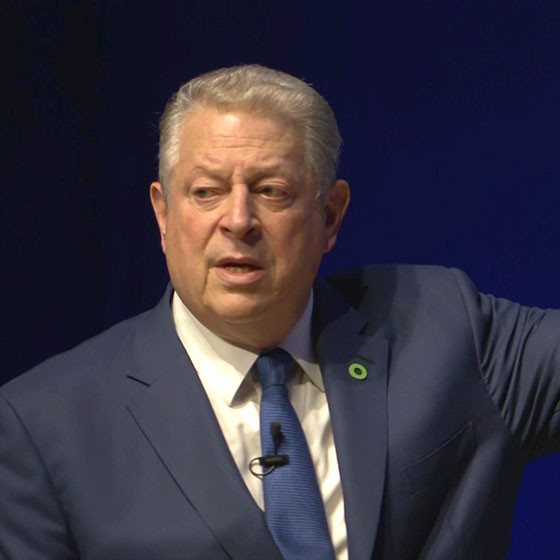 Al Gore's Climate Reality Project comes to Japan