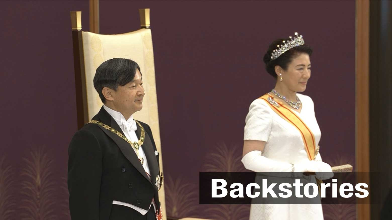 What to watch at the Emperor's enthronement ceremonies