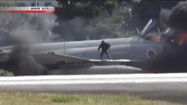 Air Self-Defense Force Accidents Continue