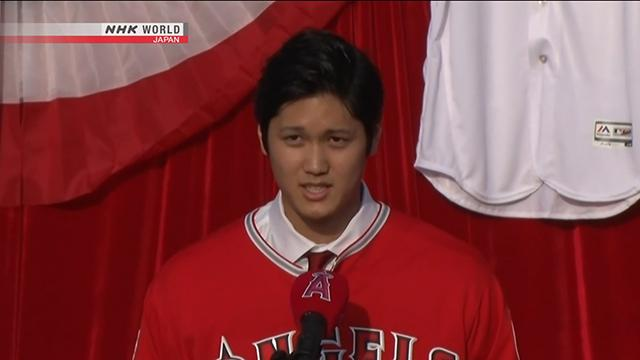 Ohtani Out to Win Games and Fans in MLB