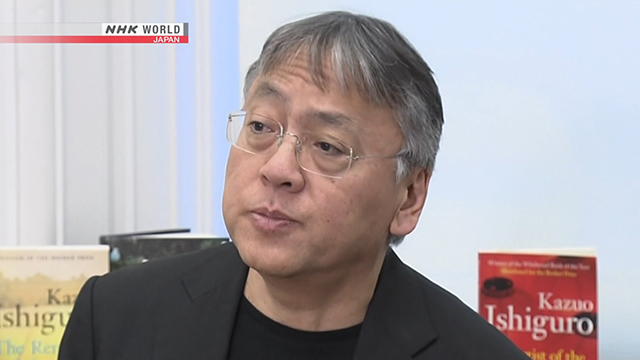 Kazuo Ishiguro Wins Nobel Prize in Literature for 'Novels of Great Emotional Force'