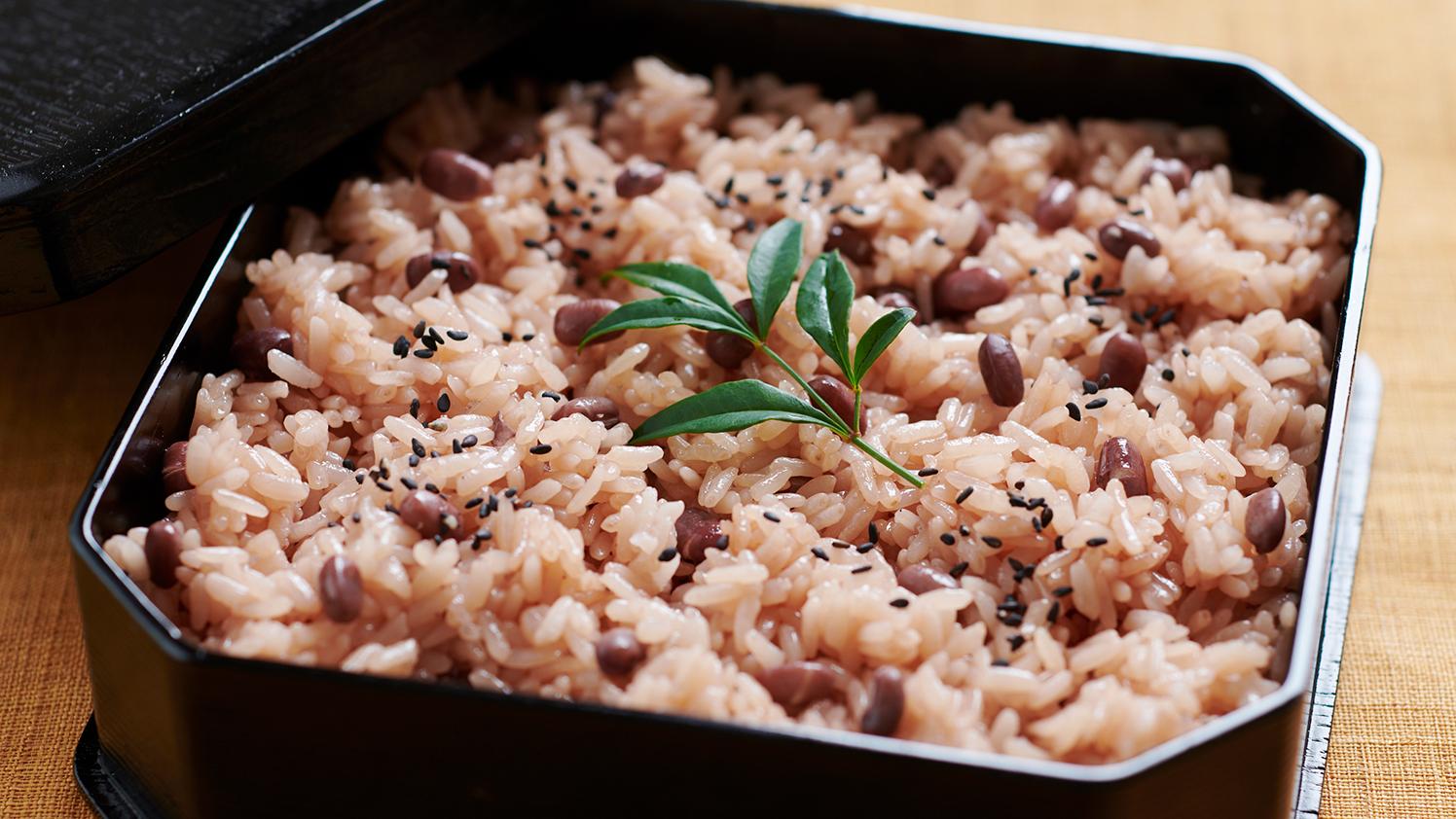 Sekihan (Xôi đậu đỏ) | Cùng nấu món ăn Nhật Bản | NHK WORLD RADIO ...