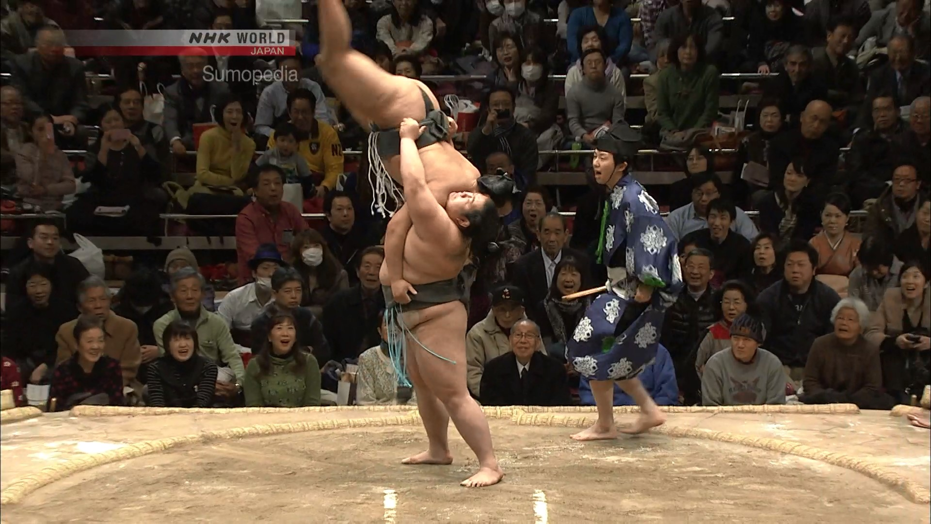Forbidden Moves in Sumo