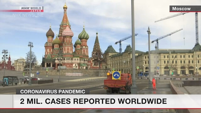 Strict travel restrictions imposed in Moscow