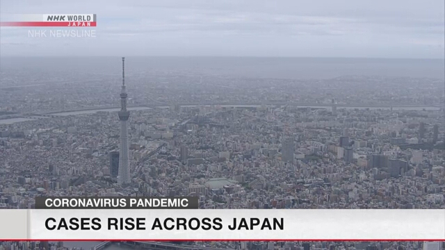 Tokyo reports record 293 new infections
