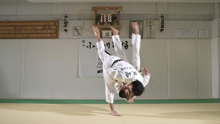 Judo Uchimata J Arena Tv Nhk World Japan Live Programs