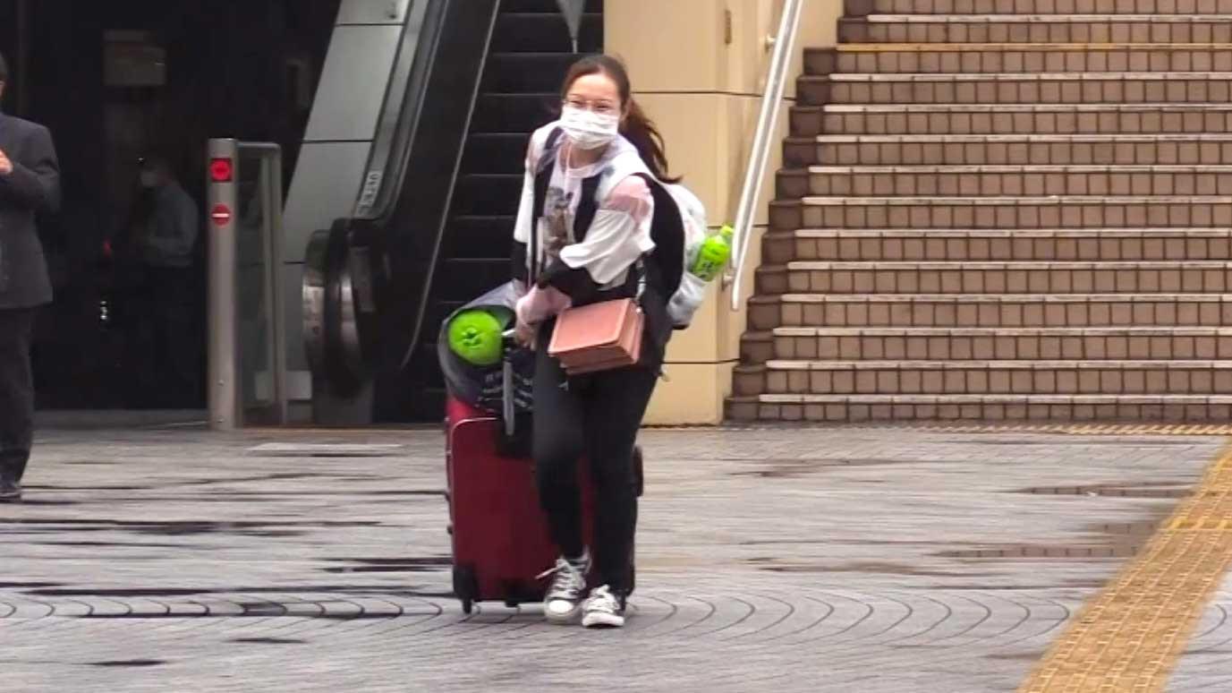 Du học sinh Việt Nam mắc kẹt ở Nhật Bản