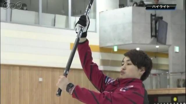 カーリング日本選手権 男子決勝 ハイライト