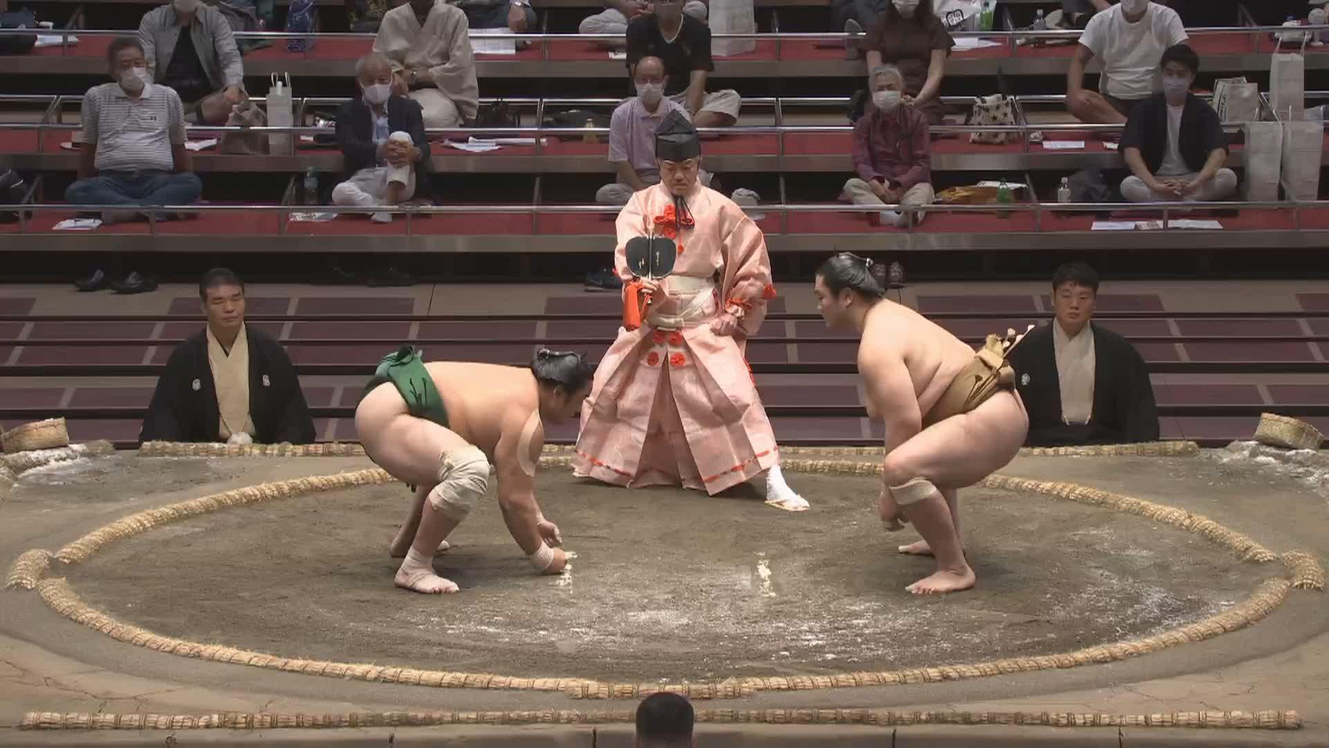 九日目:佐田の海 -  輝