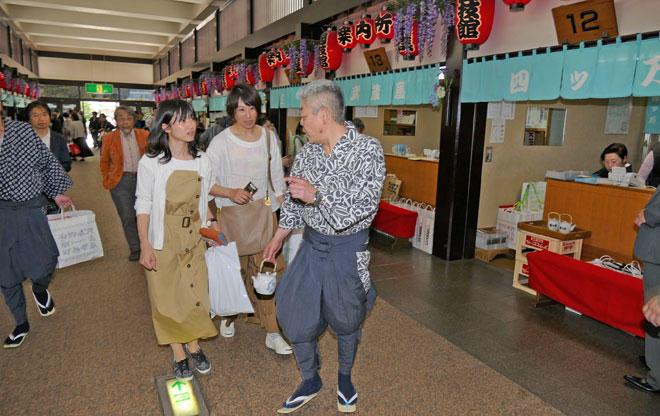 相撲茶屋のすべて | NHKスポーツ